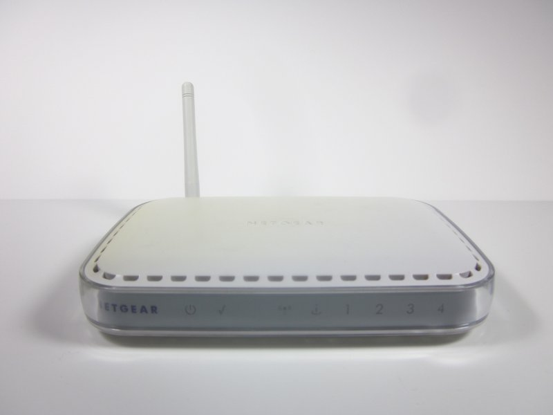 Netgear Router Lights