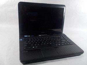 Sony Vaio PCG-61A14L Repair