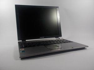 Toshiba Portege R205-S209 Repair