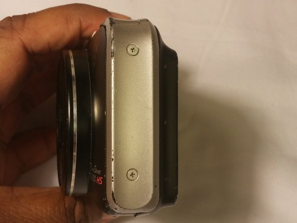 Canon PowerShot SX230 HS LCD Screen Replacement