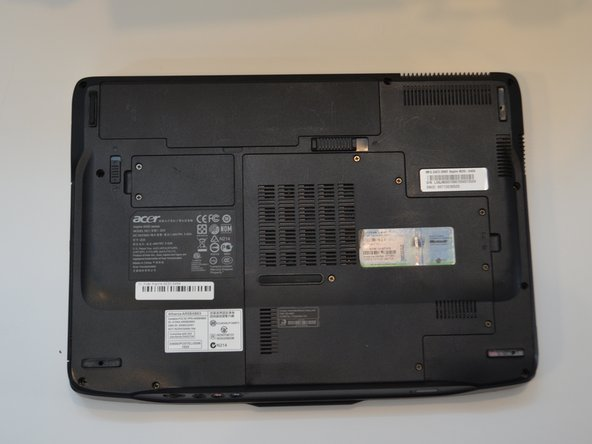 Acer Aspire 4520-5464 RAM Replacement