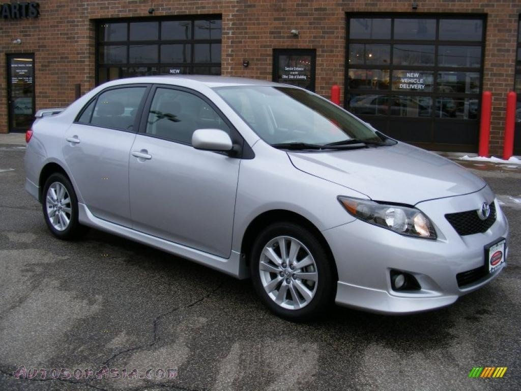 2009 toyota corolla aftermarket stereo