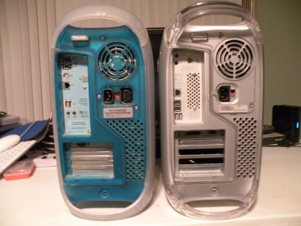 G4 Quicksilver (Left) (3rd Photo)