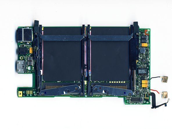 Image 2/2: DEC's 162 MHz StrongARM SA-110S 32 bit ARM Processor