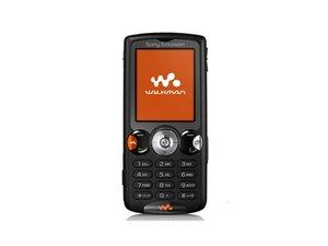 Réparation Sony Ericsson W810i