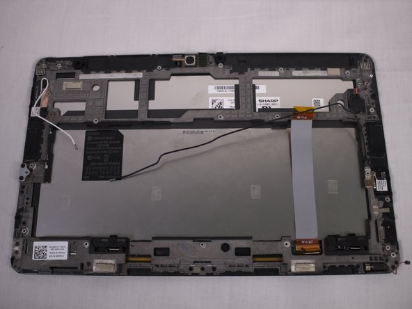 Dell Venue 11 Pro LCD Screen Replacement