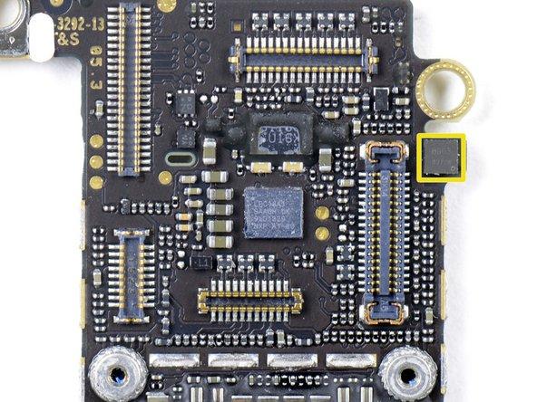 Image 2/2: STMicroelectronics 3-axis gyroscope