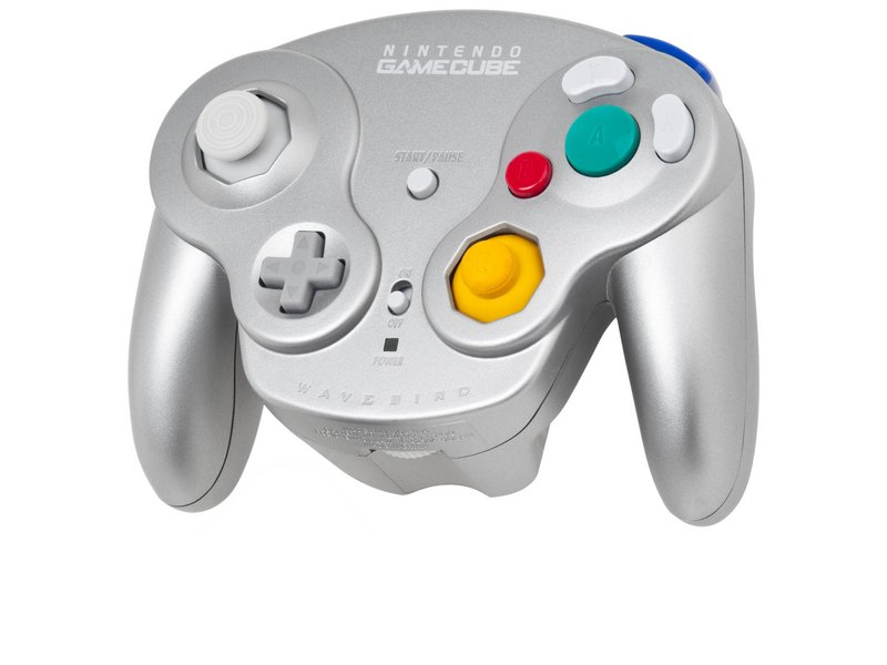 Gamecube Controller Dimensions Gamecube Wireless Controller