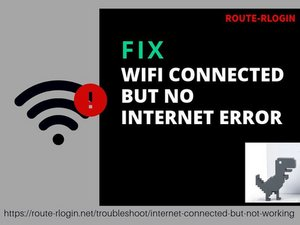Fix WiFi Connected But No Internet Error -Netgear Router
