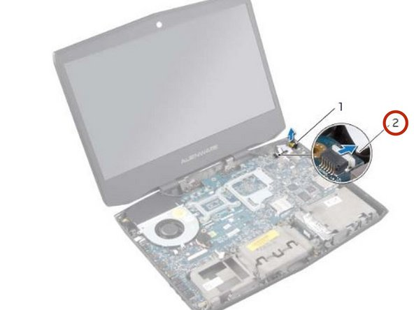 Dell Alienware 14 Power-Adapter Port Replacement