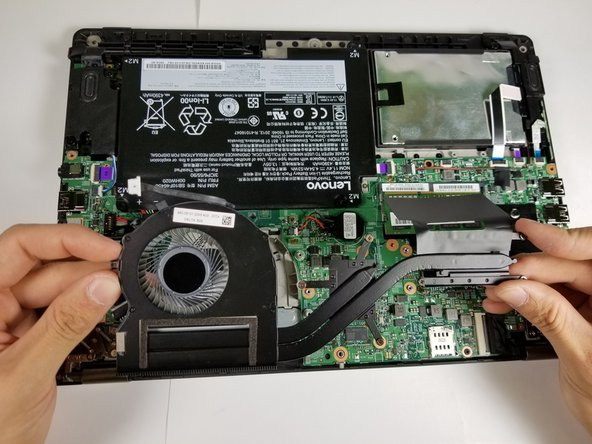 Lenovo ThinkPad Yoga 14 20FY  Fan  Replacement