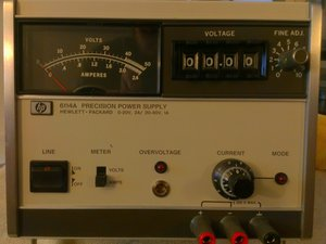 Hewlett-Packard 6114A Precision Power Supply