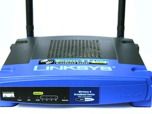 Linksys WRT54G Teardown
