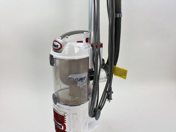 Shark Rotator Slim Light Lift Away Upright Dust Cup