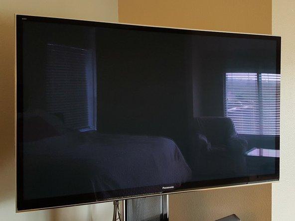 Panasonic Viera - HDMI Input Board  Replacement