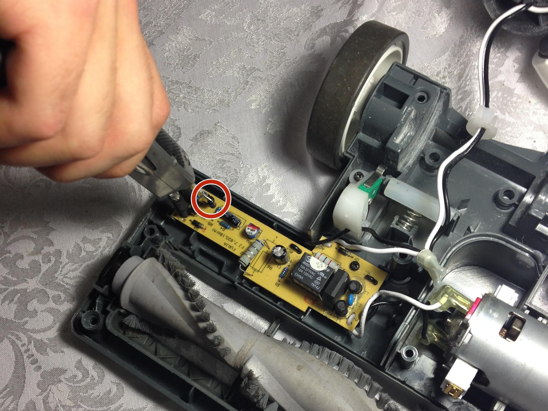 Shark Navigator Motherboard Replacement Ifixit Repair Guide