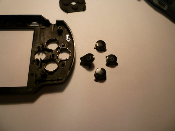 Image 2/2: If the buttons are clearly damaged, then they need to be replaced.