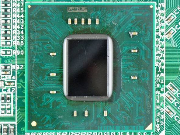 Intel Atom CE4110 SOC processor