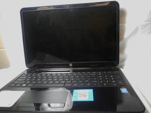 HP TouchSmart 15-r015dx Repair