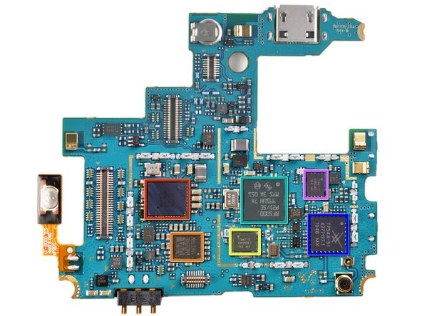 Image 1/1: Broadcom [link|http://www.broadcom.com/products/Bluetooth/Bluetooth-RF-Silicon-and-Software-Solutions/BCM4329|BCM4329] 802.11n Wi-Fi, Bluetooth 2.1, and FM Tuner