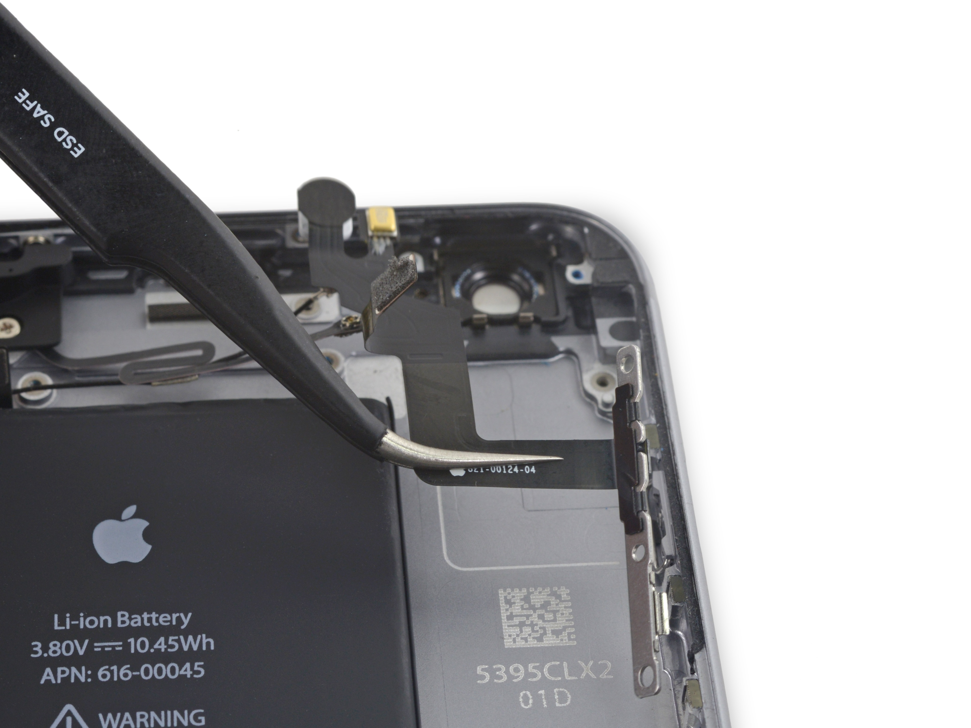 Iphone 6s Plus Power Button Cable Assembly Replacement