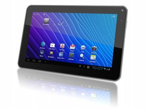 "DOPO 9"" Internet Tablet (DOPO BPO m975) Troubleshooting Page"