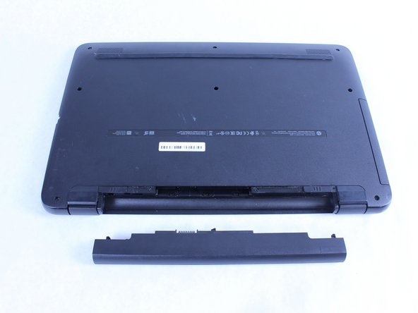 HP 17-x116dx Battery Replacement