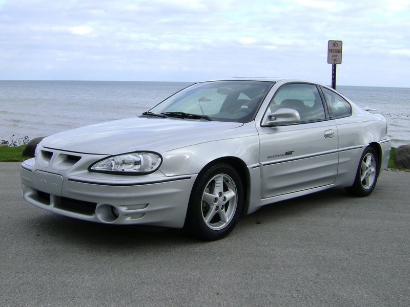 1999-2005 pontiac grand am