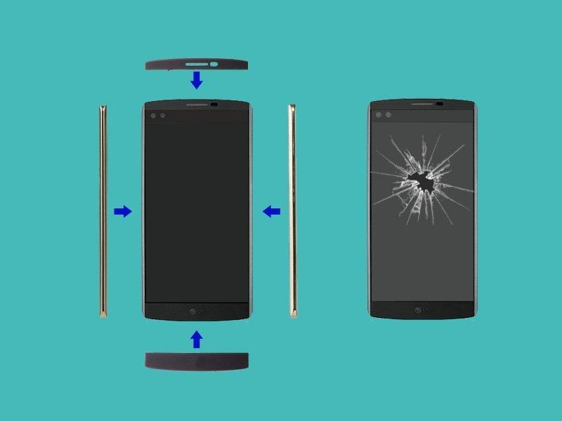 How to repair LG V10 LCD Screen - iFixit Repair Guide