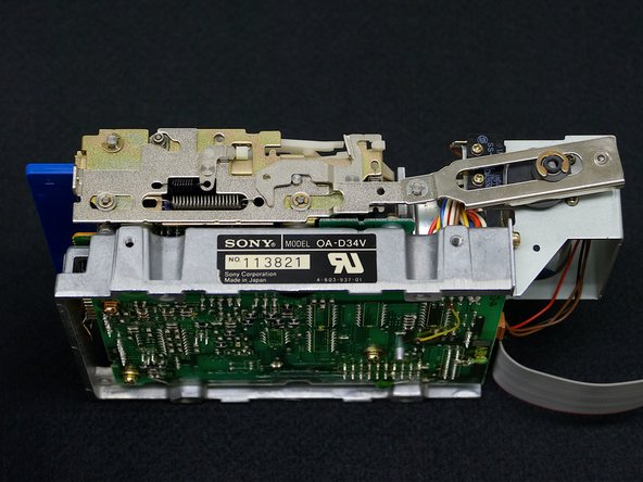 Apple 400k Floppy Drive Lubrication Repair (Macintosh 128K & 512k)