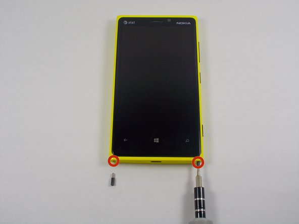 Nokia Lumia 920 Back panel Replacement