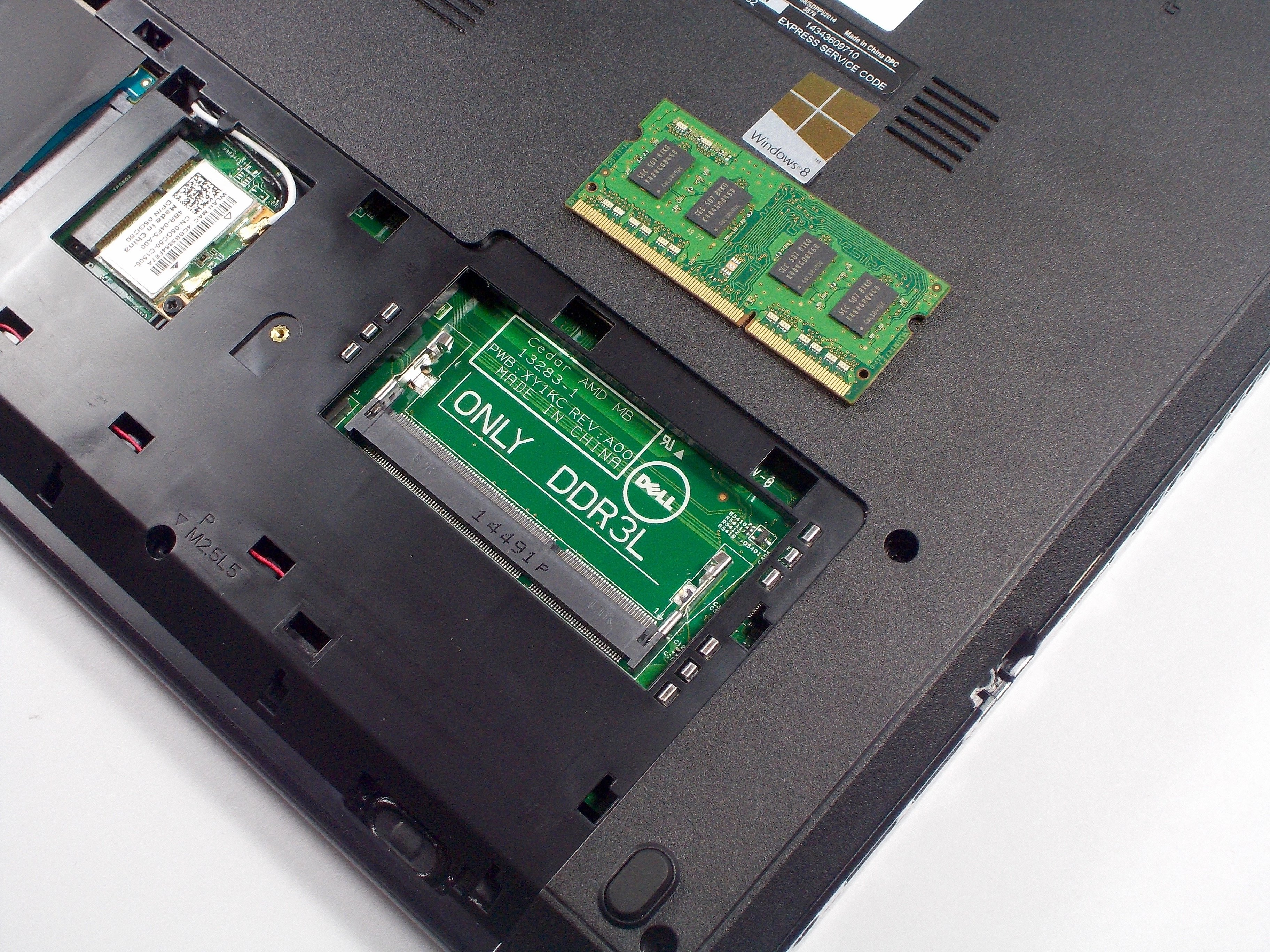 Dell Inspiron 15 Ram (Memory Module) Replacement - iFixit Repair Guide