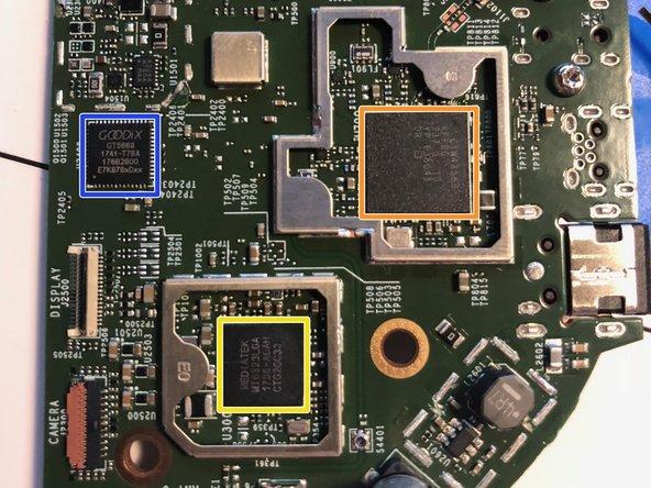 MediaTek MT8163V - Quad Core 1.5 Ghz A53