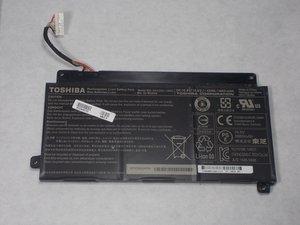 Toshiba Satellite P55W-C5200X Battery Replacement