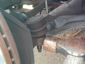Saturn tie rod ends