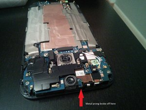 What board should I use for replacement? - HTC One M8