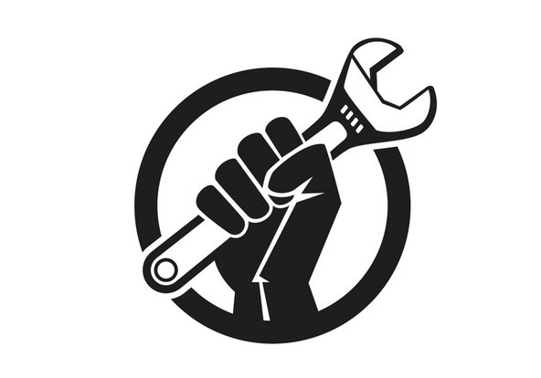 right to repair symbol