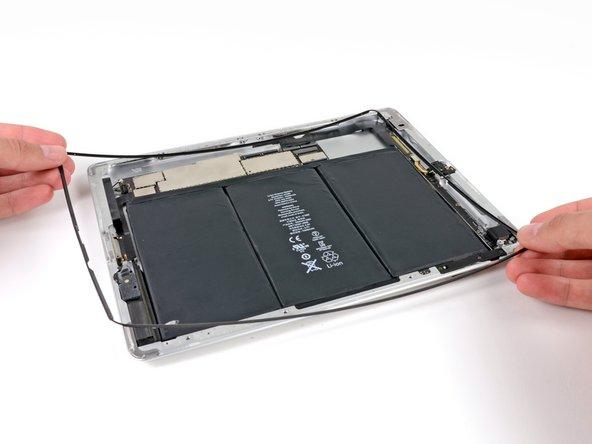 iPad 4 GSM Displayblende Austausch