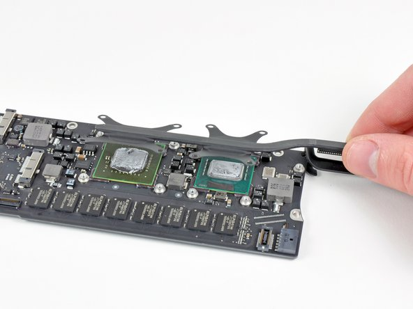 "MacBook Air 13"" Late 2010 Logic Board Replacement"