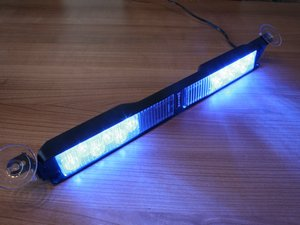 Whelen Slimlighter Super-LED Teardown