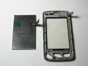 Remplacement de l'écran LCD du LG Chocolate Touch VX-8575