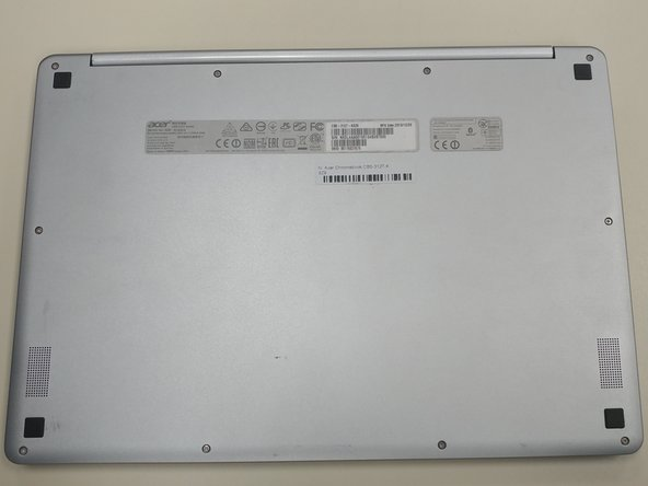 Acer Chromebook CB5-312T-K 8Z9 Back Cover