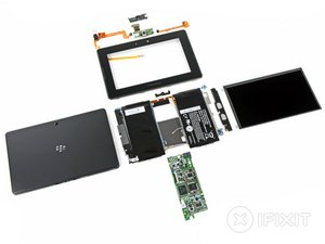 BlackBerry PlayBook Teardown