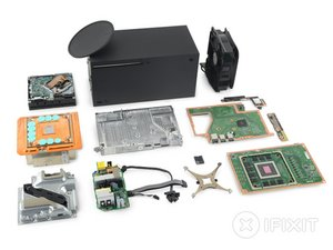 Xbox Series X Teardown