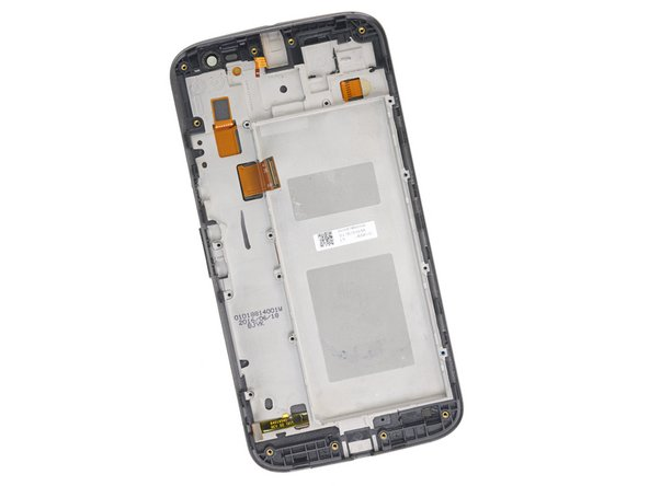 Motorola Moto G4 Plus LCD Screen and Digitizer Assembly Replacement
