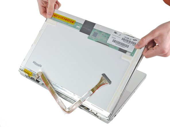 "PowerBook G4 Aluminum 15"" 1.67 GHz LCD Replacement"