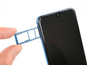 Samsung Galaxy A50 SIM Tray Replacement