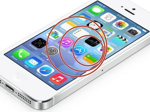 How to repair touch IC in an iPhone 5