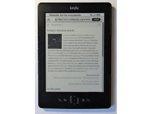 Kindle 5 Repair
