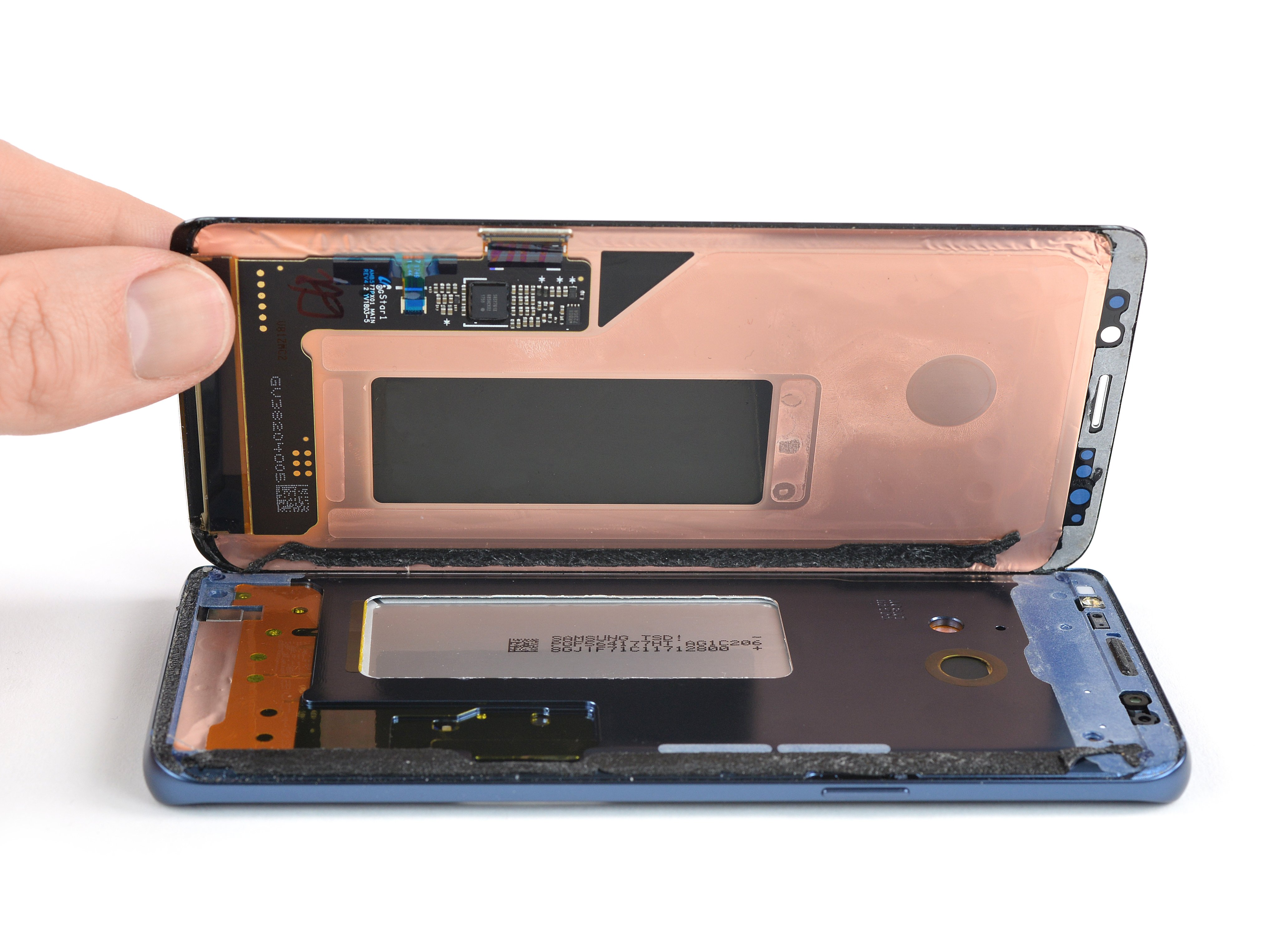 Samsung Galaxy S9 Display Replacement - iFixit Repair Guide